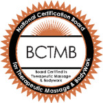 Healing Touch of Cape Cod is board certified by the National Certification Board for Therapeutic Massage and Bodywork (NBCTMB)